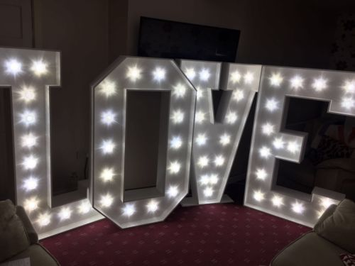 love letters sign